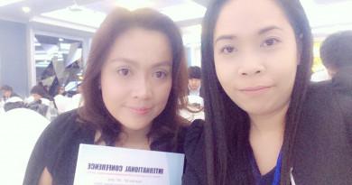"""อาจารย์สาขาวิชาคณิตศาสตร์นำเสนอผลงานวิจัยการประชุมวิชาการระดับนานาชาติ The International Conference of """"Multidisciplinary Approaches on UN Sustainable Development Goals"""" (UNSDGs)"""